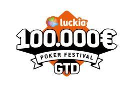 3.ª etapa del Luckia Poker Festival